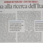 Corriere dello Sport :: 8 febbraio 2009